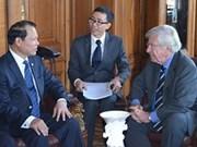 Vietnam y Uruguay intensifican nexos bilaterales