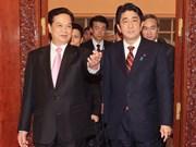Primer ministro vietnamita realiza visita oficial a Japón