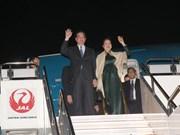 Primer ministro vietnamita inicia visita oficial a Japón