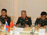 Vietnam y Rusia celebran primer diálogo estratégico militar
