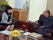 Vietnam e India firmarán acuerdo de cooperación de salud