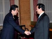 Premier vietnamita prosigue actividades en Japón
