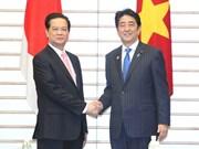 Japón anuncia millonaria asistencia a Vietnam