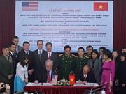 Vietnam y EE.UU. cooperan para superar consecuencias de guerra