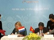 Vietnam y Holanda cooperan en lucha contra cambio climático