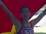 SEA Games 27: fuerte retorno de mujer más veloz de región