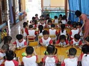 Financia Japón proyectos de educación y salud en Vietnam
