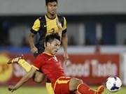 Selección vietnamita de fútbol dice adiós a SEA Games 27