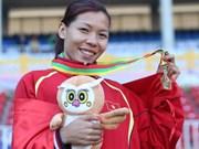 Sobresale atleta vietnamita en 200 metros femeninos