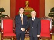 Vietnam y China fortalecen cooperación partidista