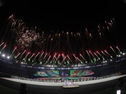 Concluye SEA Games 27 en Myanmar