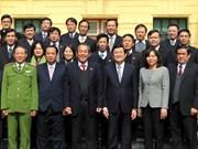 Nueva constitución vietnamita favorecerá reforma judicial