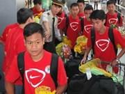 Vietnam prepara para ronda final asiática de fútbol juvenil