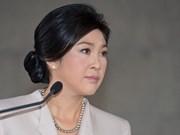 Tailandia: Estancamiento de los procedimientos electorales