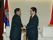 Premier cambodiano iniciará visita oficial a Vietnam