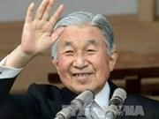 Vietnam felicita a Japón por cumpleaños del emperador