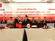 Grupo nipón participa en proyecto termoeléctrico vietnamita