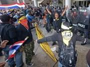 Comité Electoral de Tailandia propone postergar elecciones