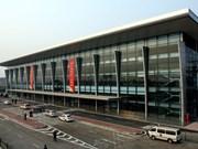 En servicios nueva área de aeropuerto internacional de Noi Bai