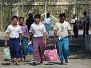 Myanmar concederá amnistía a todos los presos políticos