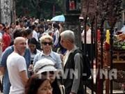 Nuevo récord de turistas rusos a Vietnam