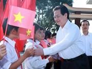 Premier vietnamita recorre provincia altiplana de Kon Tum