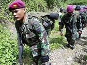 Indonesia acelera creación de fuerza de defensa nacional