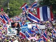 Primera ministra de Tailandia afirma control de situación