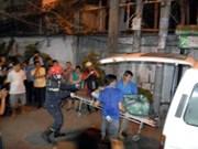 Accidental explosión causa 4 muertes en Ciudad Ho Chi Minh