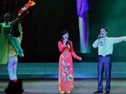 Concurso caritativo de estudiantes vietnamitas en Singapur