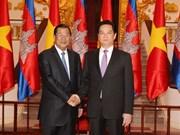 Vietnam y Cambodia impulsan cooperación multifacética