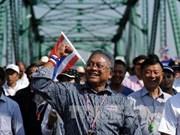 """Protestas en Tailandia en segundo día de """"cierre de Bangkok"""""""