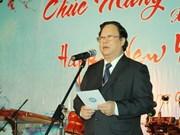 Resalta Vietnam asistencia extranjera en desarrollo nacional