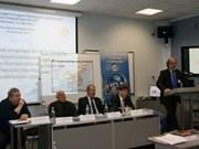 Sesiona en Rusia seminario internacional sobre Mar Oriental