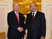 Vietnam y Sudcorea vigorizan cooperación estratégica