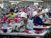 Fuerte crecimiento de comercio de Cambodia en 2013