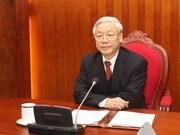 Telefonean dirigentes de Vietnam y China