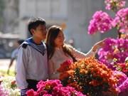 Ciudad Ho Chi Minh abre mercados florales para el Tet