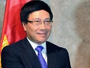 ASEAN promueve rol central en fomento de nexos regionales
