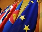 Intensifican ASEAN y UE diálogo y cooperación