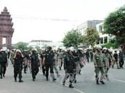 Acusan a oposición cambodiana de provocar desorden social