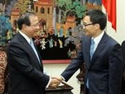 Vietnam y Laos impulsan intercambios en la cultura