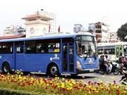 Ciudad Ho Chi Minh fabricará buses ecológicos