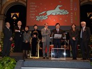 Vietnamitas en Francia y Japón celebran Año Nuevo Lunar