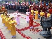 Fiesta honra a Madre del pueblo vietnamita