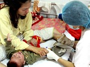 Alertas en Vietnam ante eventuales brotes de sarampión