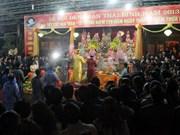 Festival del templo Tran, patrimonio nacional