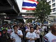 Tailandia: Arrestan a uno de los líderes antigubernamentales