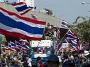 Llaman a fuerzas políticas tailandesas a mantener la calma
