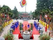 Inauguran Festival primaveral de Con Son-Kiep Bac 2014